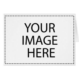 """De """"artesanatos da foto Carson """" Cartão Comemorativo"""