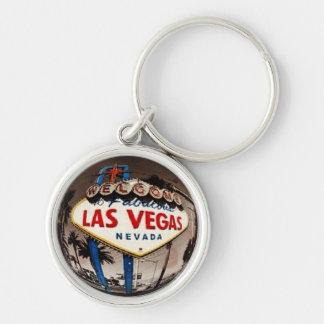 Dê boas-vindas a Las Vegas fabuloso ao chaveiro