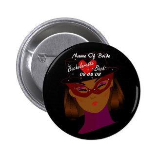 """De """"botão da festança Bachelorette"""" - customizável Botons"""