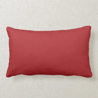 """De """"carmesins alizarina"""" travesseiros de decoração"""