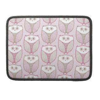 """De """"coruja do coração Lil """" Bolsas Para MacBook"""