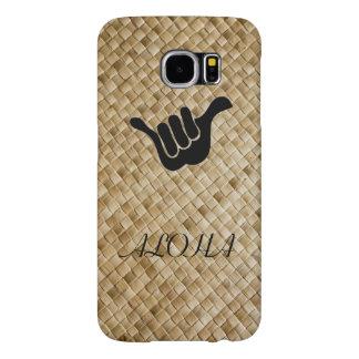De Havaí com Aloha Capas Samsung Galaxy S6