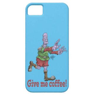 Dê-me o café! Mal lá, caso iphone5 Capas Para iPhone 5