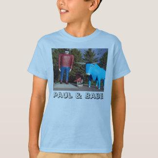 "De ""O t-shirt do menino Paul & de borracho"""