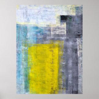 """De """"poster da arte abstracta alguns quadrados poster"""