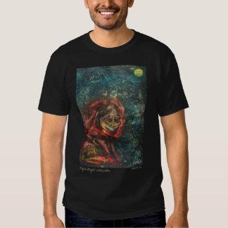 """De """"t-shirt da aguarela do vôo noite"""" pelo unASLEE T-shirts"""