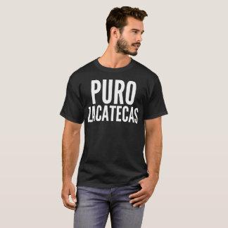 "De ""t-shirt da tipografia Puro Zacatecas"" T-shirts"