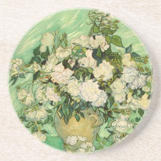 De Van Gogh dos presentes vida ainda com impressio Porta Copos De Arenito