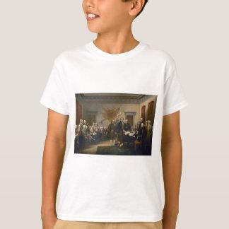 Declaração de independência por John Trumbull Camiseta