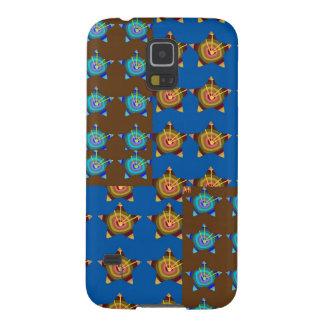Decorações de Goldstar BlueSTAR: por NAVIN Joshi Capas Personalizadas Galaxy S5
