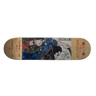 Defensor do samurai skate boards