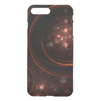 Defletor da arte abstracta da luz das estrelas capa iPhone 7 plus