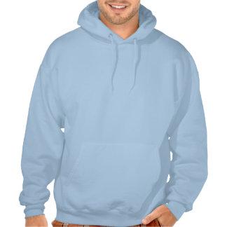 Deixais lhe para nevar & o HoodedSweatshirt dos Moleton Com Capuz