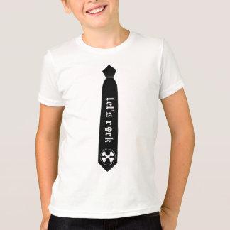 Deixe-nos balançar o t-shirt