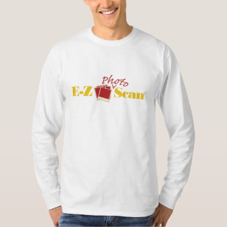 Deixe-nos obter Digitas com o Tshirt da varredura