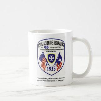 Del 65 de Infanteria do Asoc Caneca De Café