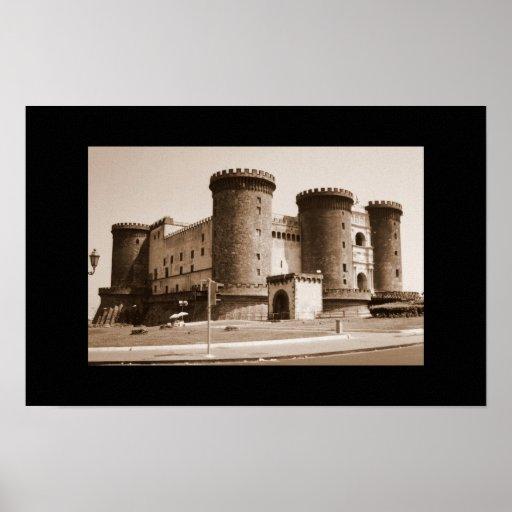 dell'Ovo de Castel Posters