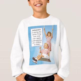 Demência que espera crianças escutar t-shirt