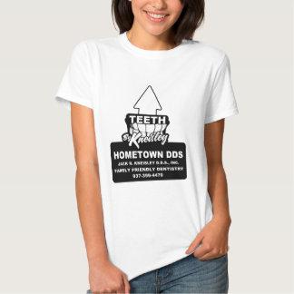 DENTES por Kneisley Zazzle.jpg T-shirts