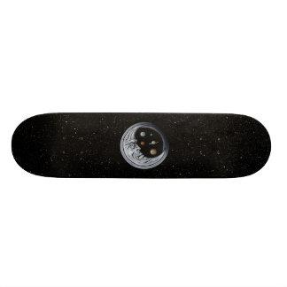 Depositário da lua, olhos do universo skates