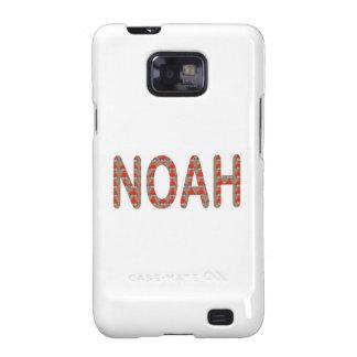 Derrame NOAH: Artistique dos presentes de NavinJOS Capas Para Galaxy S2