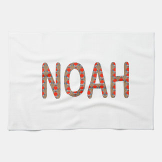 Derrame NOAH: Artistique dos presentes de NavinJOS Toalha