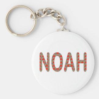 Derrame NOAH: Artistique dos presentes de Chaveiro