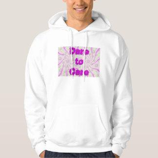 Desafio para importar-se o hoodie dos homens moleton com capuz
