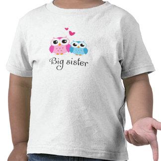 Desenhos animados bonitos do irmão mais novo da ir tshirts