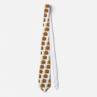 Desenhos animados do caracol gravata