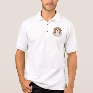 Desenhos animados do lebreiro t-shirt polo
