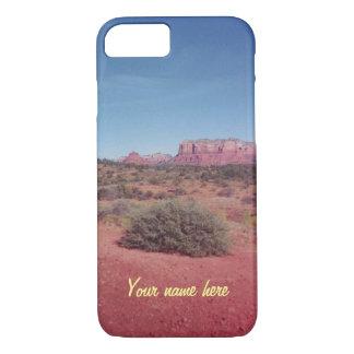 Deserto Vista personalizado Capa iPhone 8/7