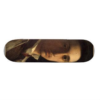 Desgaseifique a arte shape de skate 20,6cm