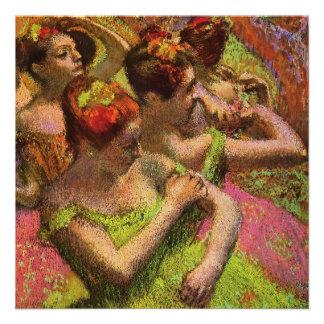 Desgaseifique convites verdes das bailarinas