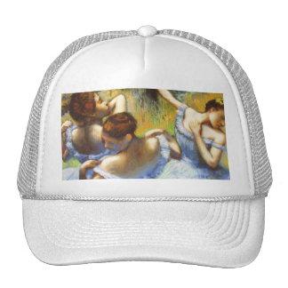 Desgaseifique o chapéu azul dos dançarinos boné