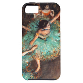 Desgaseifique o dançarino verde capa para iPhone 5