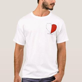 Desgosto Romantics Camiseta
