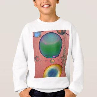Design brincalhão do planeta tshirts