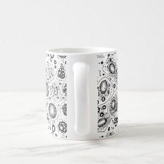 Design celular caneca de café