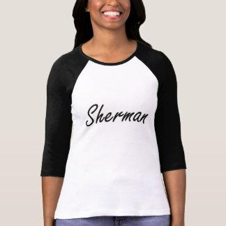 Design conhecido artístico de Sherman Tshirts