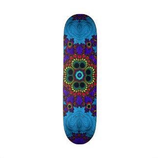 Design corajoso Trippy Shape De Skate 20,6cm