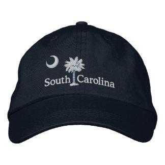 Design da bandeira do estado de South Carolina Boné