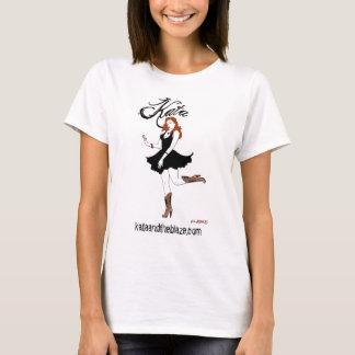 Design de Kata - de Anna Cas - cami Tshirts