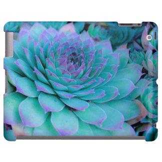 Design de sorriso do iPad do Succulent Capa Para iPad