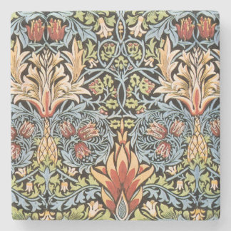 Design de William Morris Snakeshead Porta Copos De Pedra