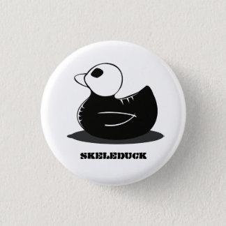 Design do botão de SkeleDuck Bóton Redondo 2.54cm