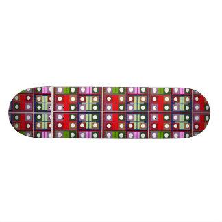 Design do brilho de Bindi da lua do SOL Skates Personalizados