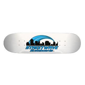 Design do conselho do skate de StreetWave