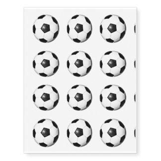 Design do divertimento do fã da bola de futebol