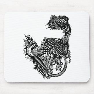 Design do Doodle Mouse Pad